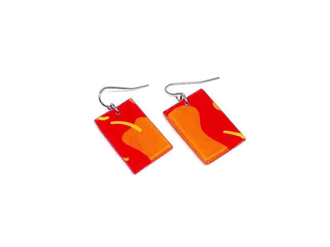 Chili Pop Earrings - Regular