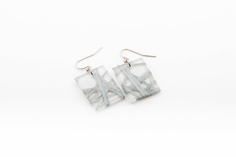 Connection Silver Earrings - Regular