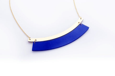 Cobalt Necklace - David