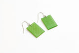 Emerald Gold Earrings - Regular