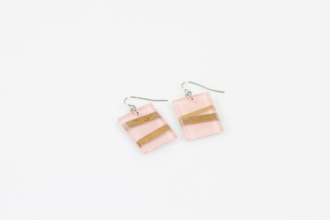 Electra Rose Earrings - Regular