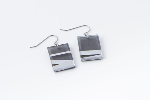 Electra Silver Earrings - Regular