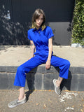 Nooworks Coveralls - Electric Blue