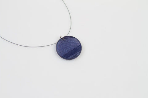 Mirage Twilight Necklace - Circle