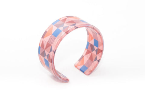 Rose Pop Cuff - Narrow