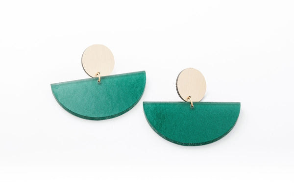 Sea Earrings - Bonita