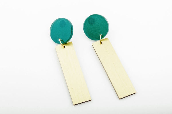 Sea Earrings - Michael