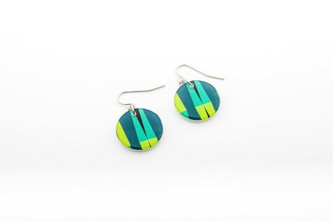 Sim Pop Earrings - Circle
