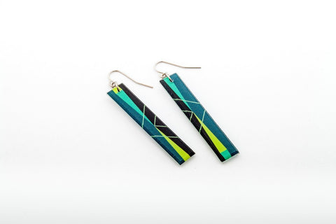 Sim Pop Earrings - Long
