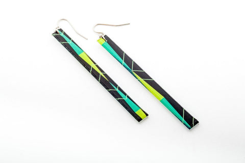 Sim Pop Earrings - Skinny