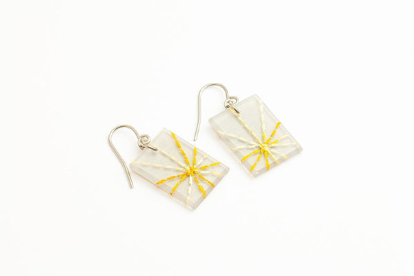 Starcrossed Titanium Earrings - Regular