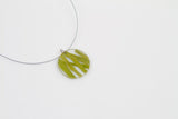 Seaweed Necklace - Circle