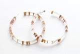 Ting Ting Elements Hoop Earrings - Large