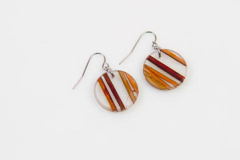 Ting Ting Elements Earrings - Circle