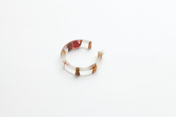 Ting Ting Elements Hoop Earrings - Small