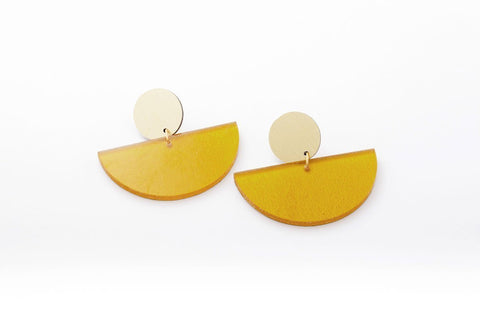 Vitamin C Earrings - Bonita