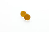 Vitamin C Stud Earrings - Circle