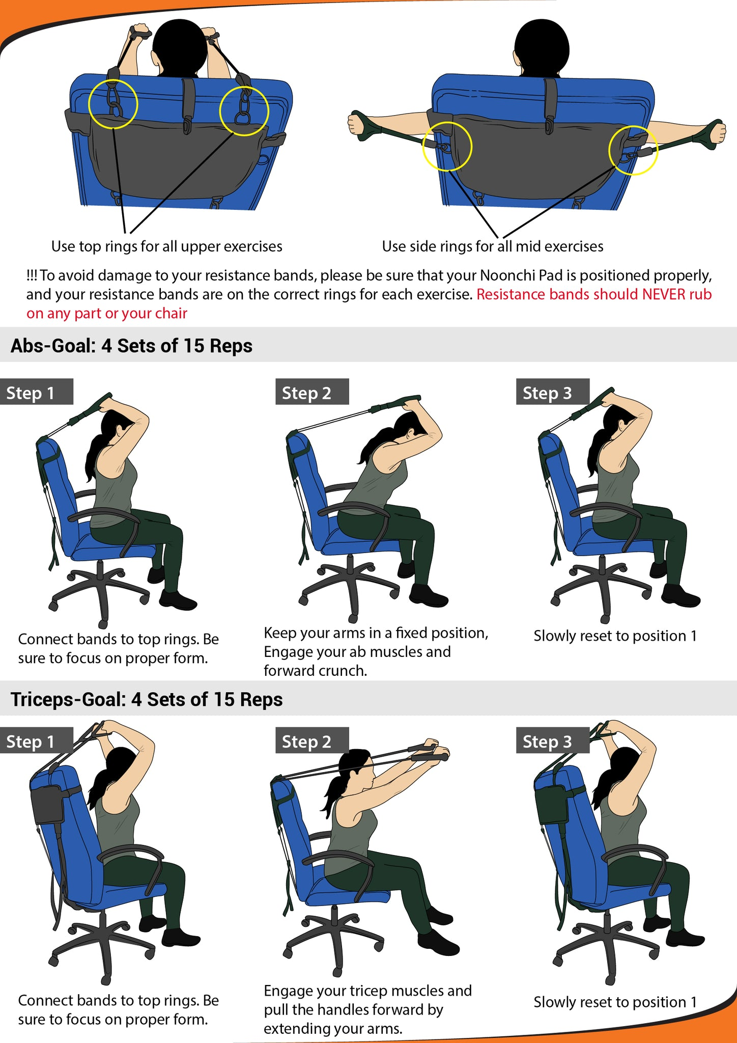 Best Chair workout