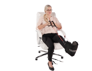Noonchi Office Chair Workout!-FREE SHIPPING!