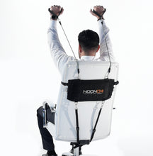 Load image into Gallery viewer, Noonchi Office Chair workout, office workout, home workout.