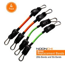 Load image into Gallery viewer, Noonchi Chair Workout Replacement Band Set