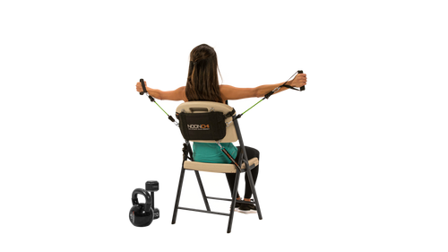 Coming Soon! PRE-ORDER NOW & SAVE! New Noonchi V2 ALL Chair Workout! Coming Soon!