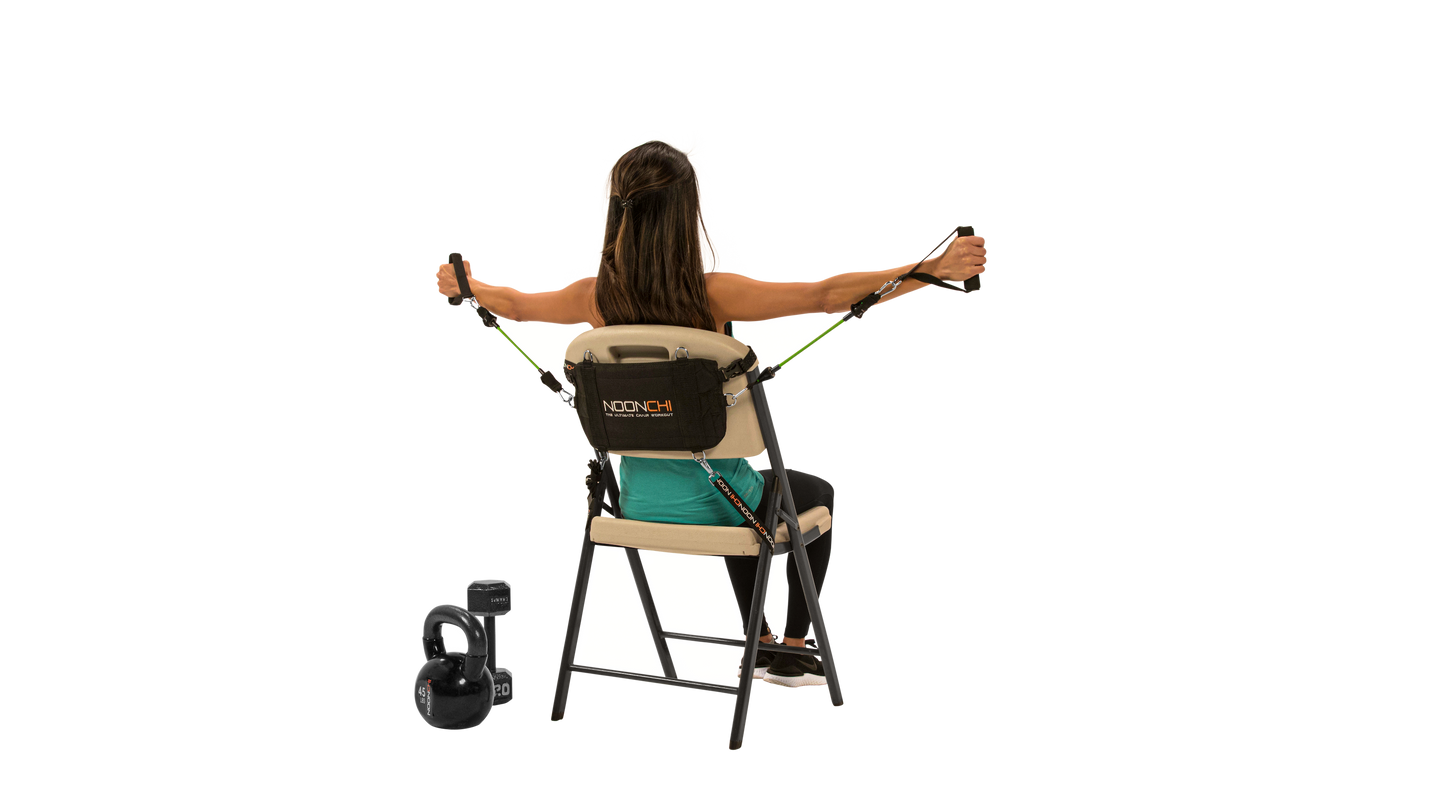 Coming Soon! PRE-ORDER NOW & SAVE! ALL Chair Workout! w/ FREE MYSTERY GIFT!