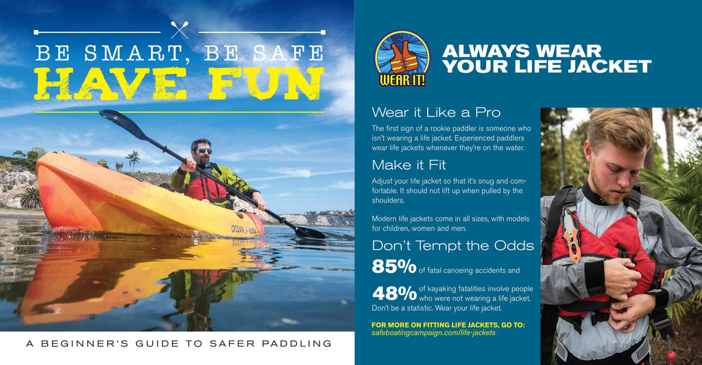 Oru Kayak Safety Instructions