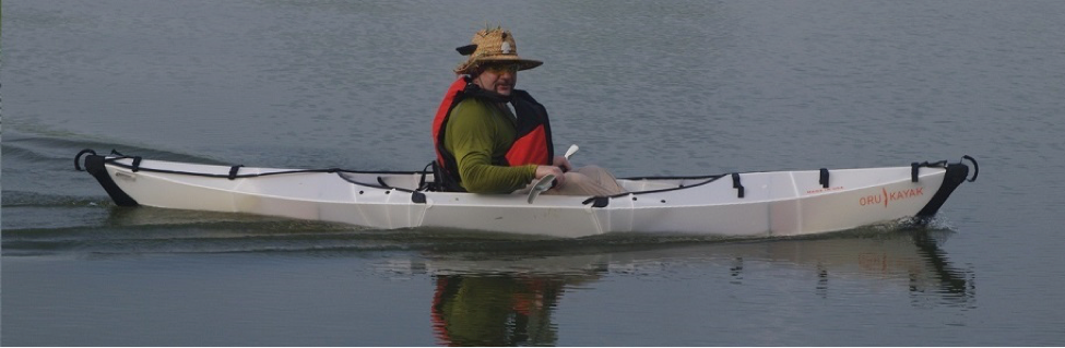 The perfect recreational kayak