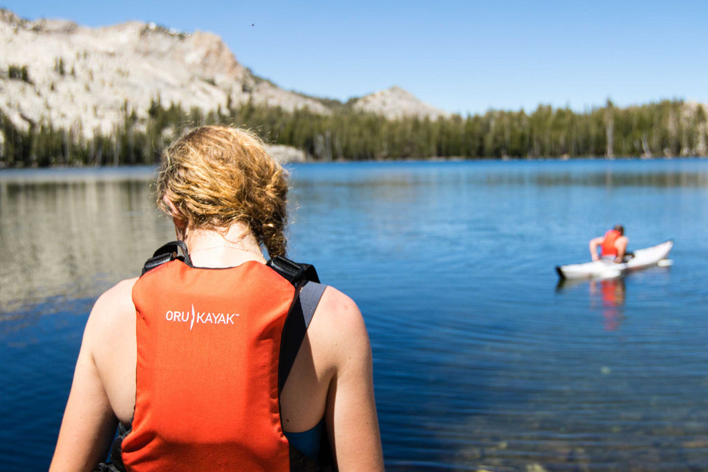 Oru Kayak Life Jacket Safety and Performance