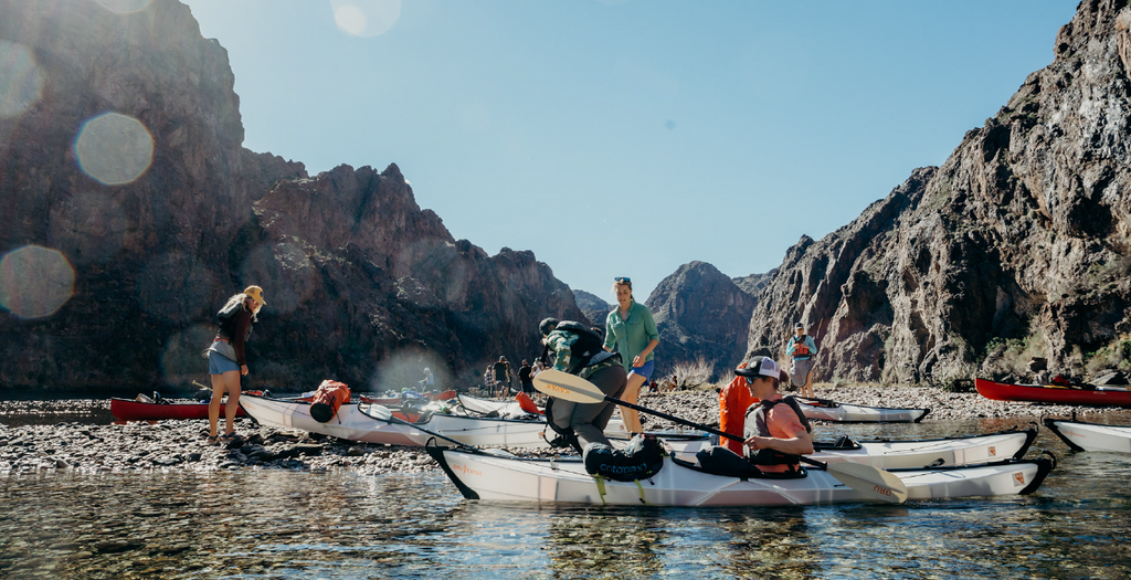 Black Canyon Kayaking with Oru Kayak