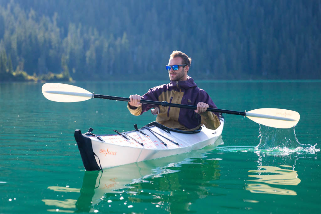 Oru Kayak in British Columbia