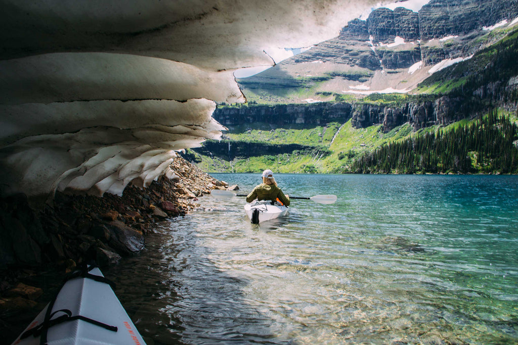 Kayaking without the crowds