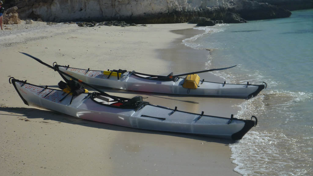 Oru Kayak in Mexico