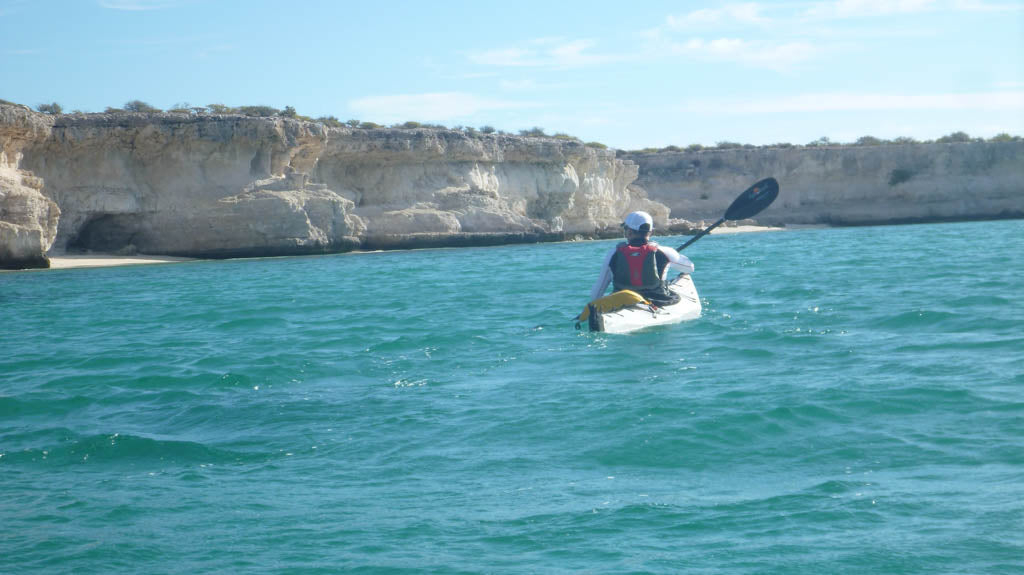 Kayaking in Mexico