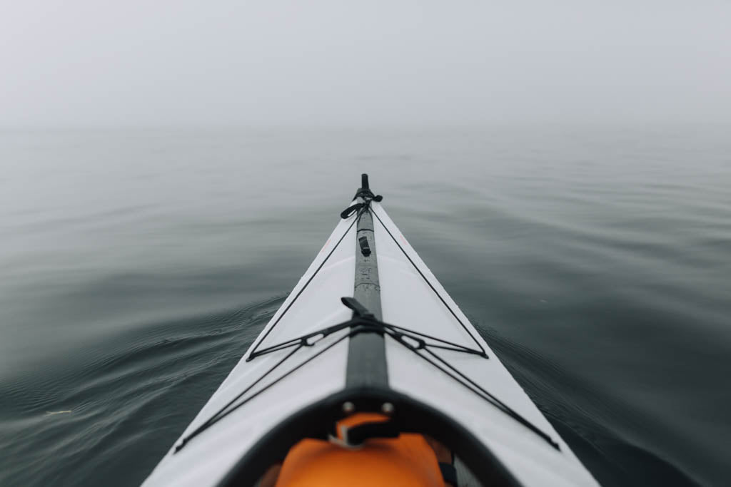 Kayaking in Canada