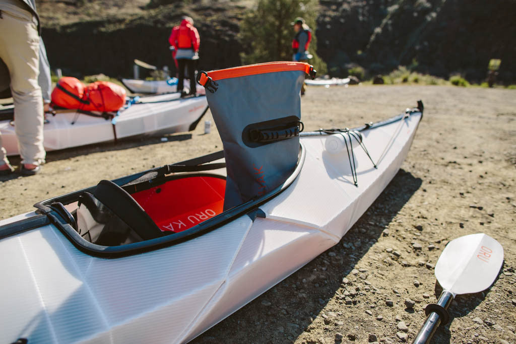 Packing an Oru Kayak