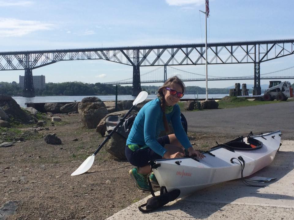 Oru Kayak in Poughkeepsie