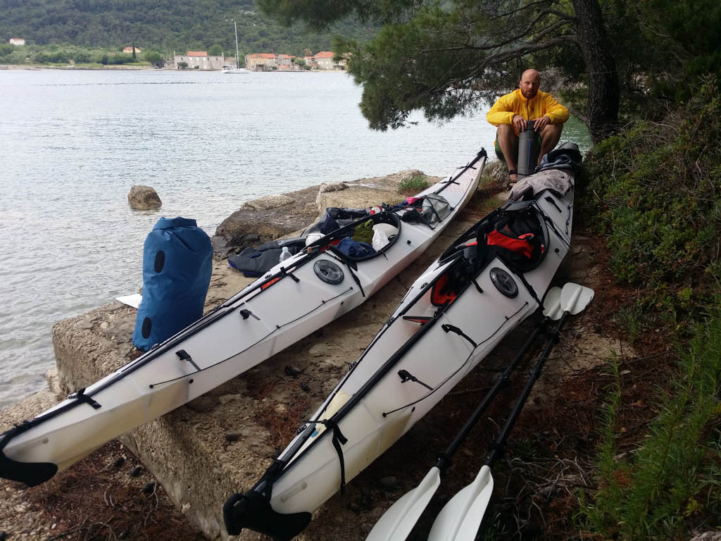 Camping with Oru Kayaks