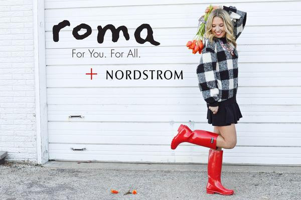 Roma Boots In Nordstrom!