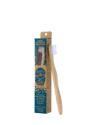 Kids Brush with Bamboo Toothbrush