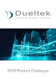2019 Dueltek Data & AV Catalog
