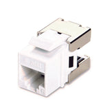 AT&T CAT6A Unshielded 8P8C RJ45 Punch-Down Keystone Straight Jack 15A6ANV008A-WK61
