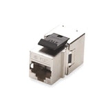 AT&T CAT6A 8P8C Shielded RJ45 Punch-Down Keystone Jack Straight 15C6ANV008A-MK61