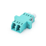 AT&T LC/UPC OM3 Duplex Multi-Mode Fibre Optic Coupler 29LM3NV002P-TQ61