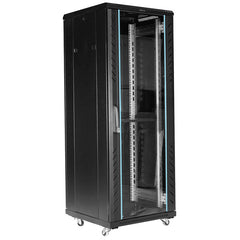 32RU Free Standing Server Comms Rack from Dueltek