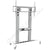 AVF-1800-100-1P Mobile trolley stand for LCD and plasma TV