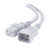 White C19-C20 15A Enterprise Class Extension Cord