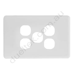 Clipsal Compatible Wall Plate - WPC-5
