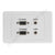 Clipsal AV Wall PLate with VGA Audio